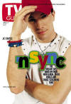 JC on the cover of TV Guide (April 2000)