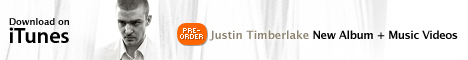 Justin Timberlake is making music download history. FutureSex/LoveSounds can be pre-ordered today at iTunes.
