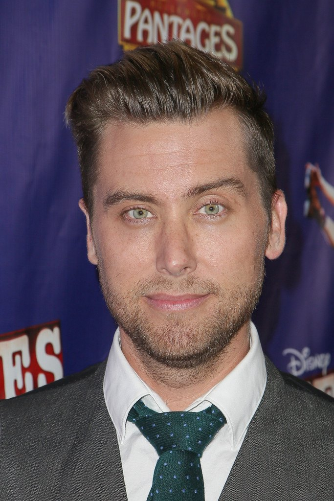 Lance Bass's birthday was on May 4th!