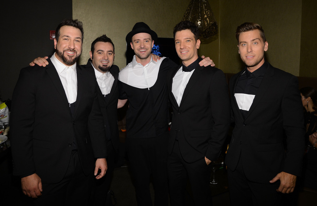 Welcome to All For *NSYNC! nsync-fans.com